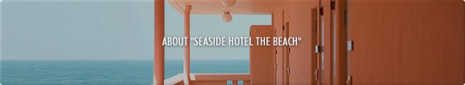 シーザイドホテル ザ・ビーチについて